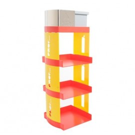 Prof 3 Tier Lighters Empty Display Stand Smokers